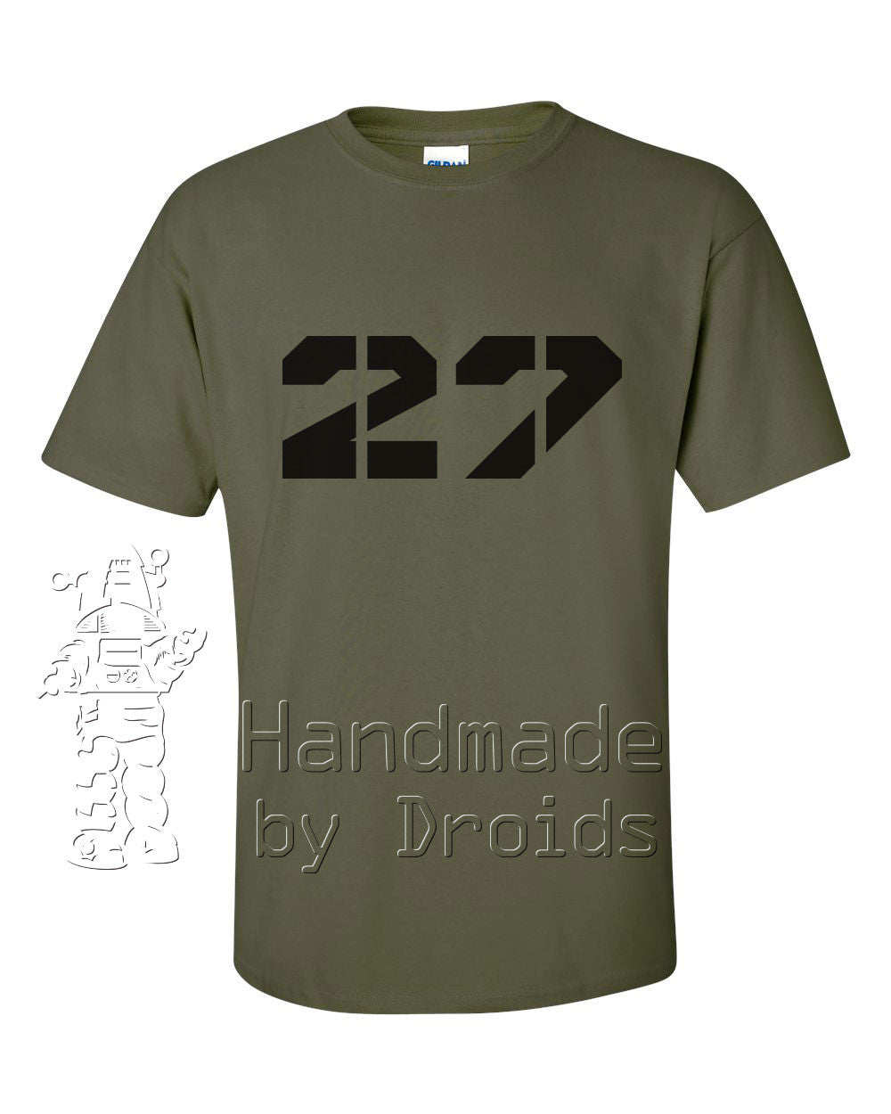 "Con-Am ""27"" work/utility T-shirt"