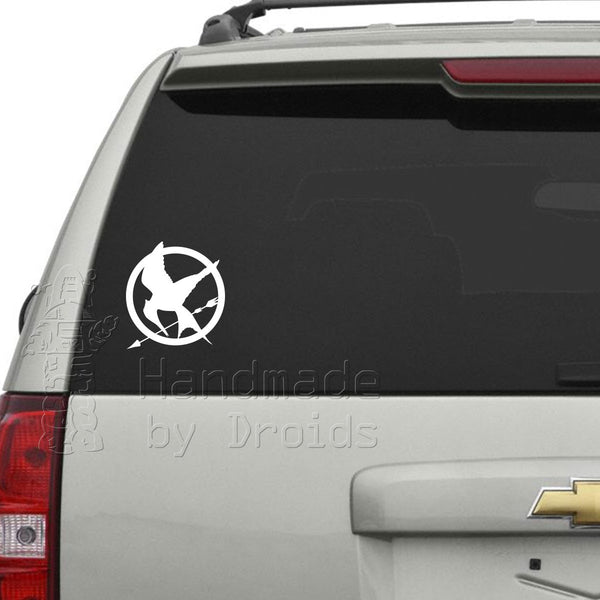 Mockingjay Vinyl Decal