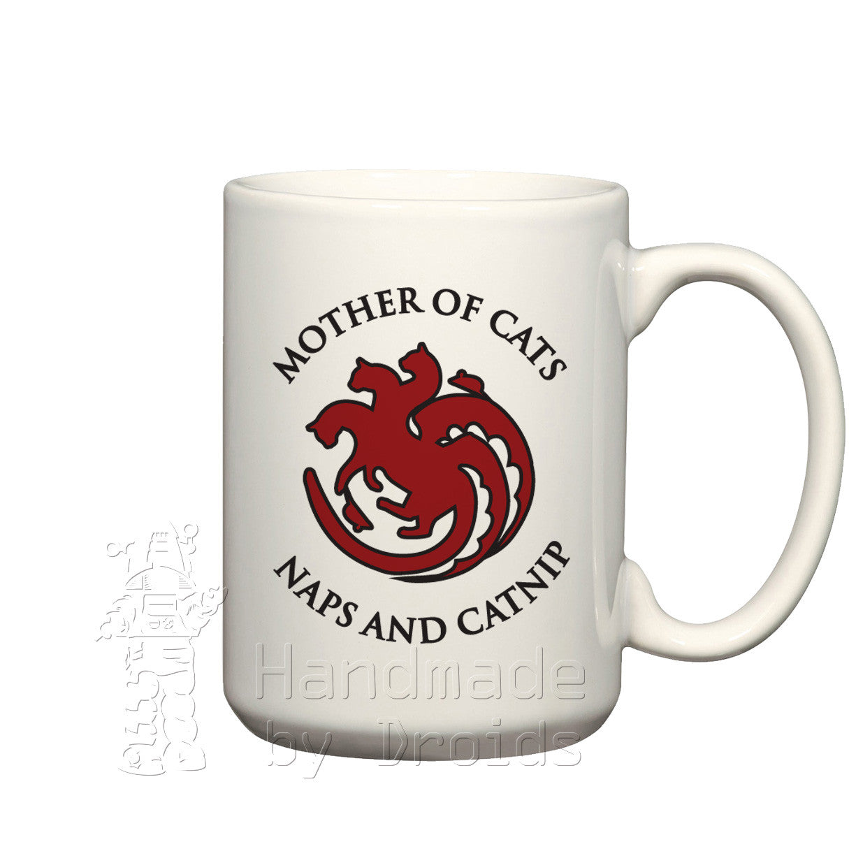 Mother of Cats (15oz) Coffee Mug