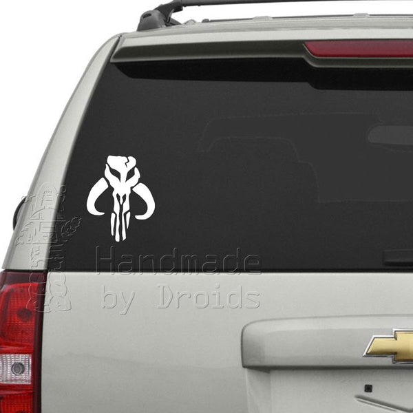 Mythosaur Skull Vinyl Decal