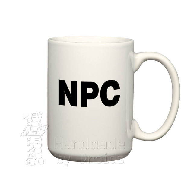 NPC (15oz) Coffee Mug