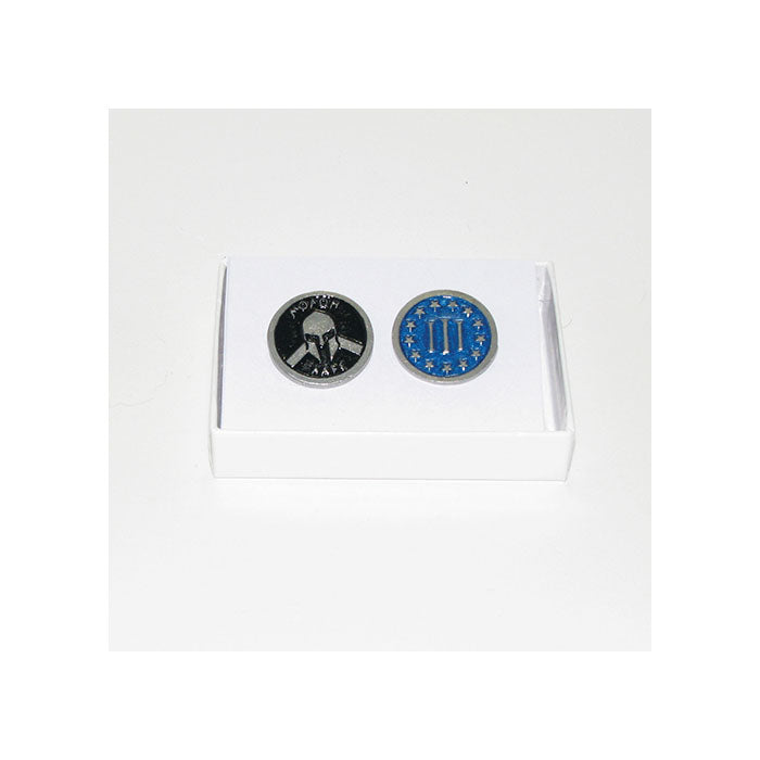 Defiant Patriot Pewter Pin Collection
