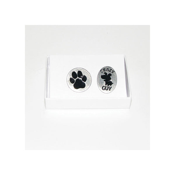 Dog Guy Pewter Jewelry Collection