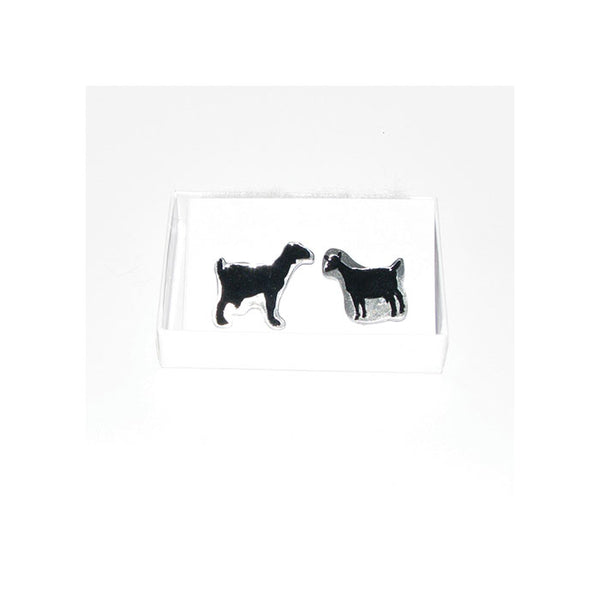 Goat Lucky Pewter Jewelry Collection