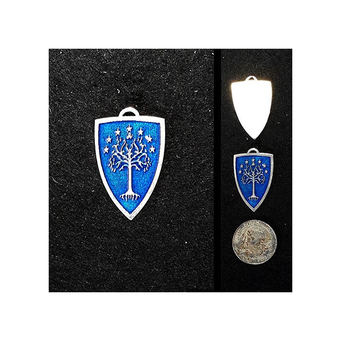 Gondor Shield Pendant