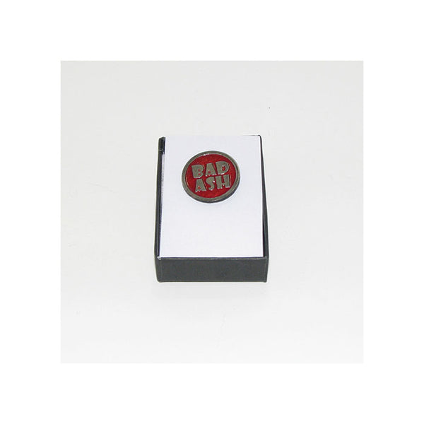Bad Ash Lapel Pin