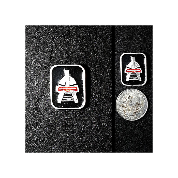 Toaster Box Lapel Pin