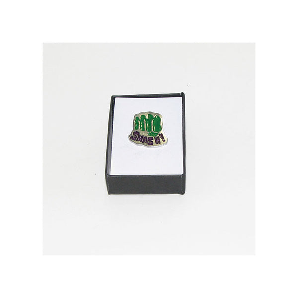 Hulk Smash! Lapel Pin