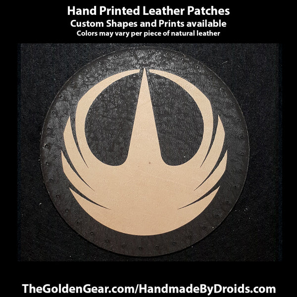 Rogue One (Star Wars) 3.8 inch Leather Patch
