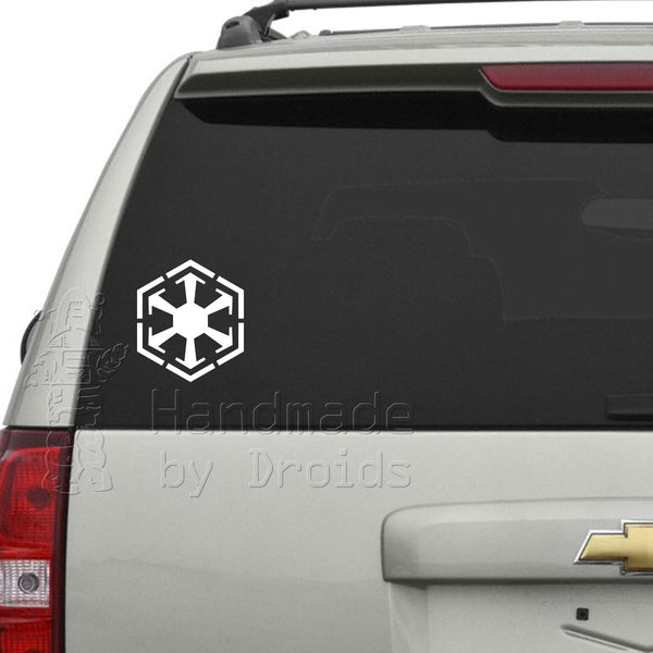 Star Wars Sith Empire Vinyl Decal