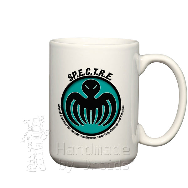 SP.E.C.T.R.E. Logo (15oz) Coffee Mug
