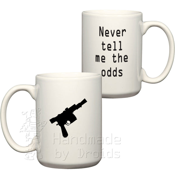 Never tell me the odds (15oz) Coffee Mug