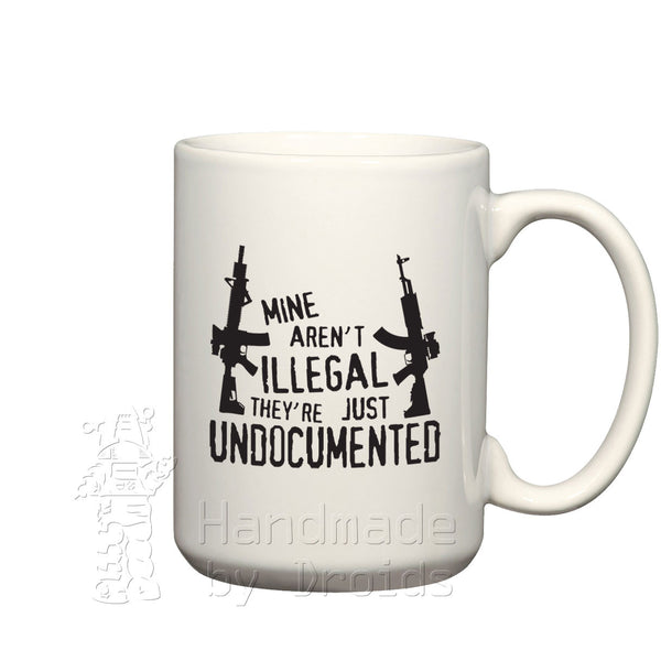 Undocumented Rifles (15oz) Mug
