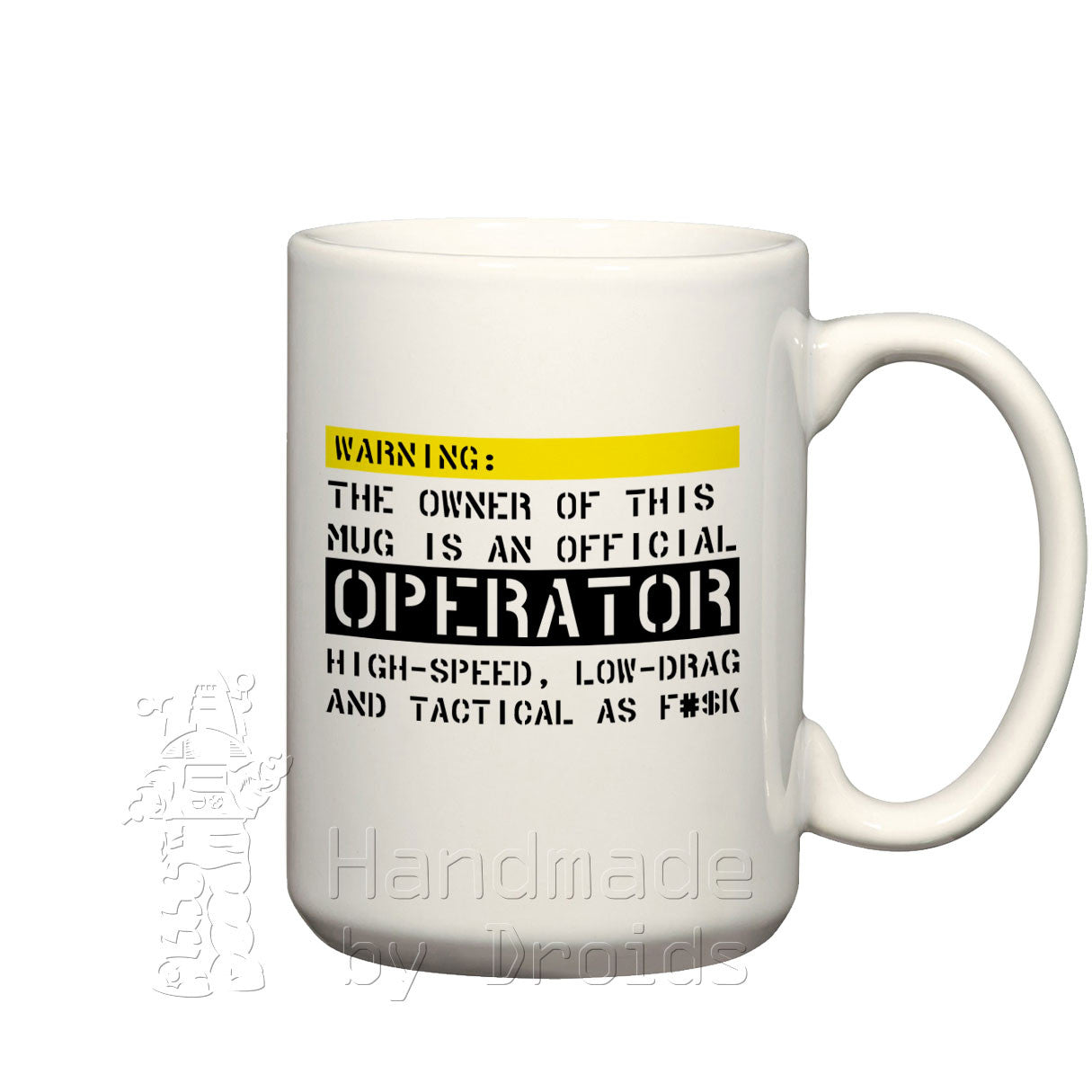 OPERATOR (15oz) Coffee Mug