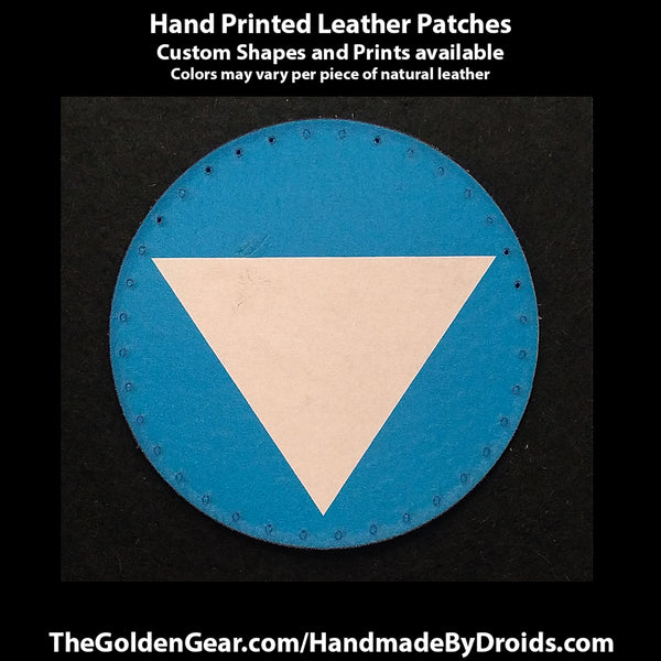 "Garazeb Orelios ""Zeb"" (Star Wars) 3.8 inch Leather Patch"