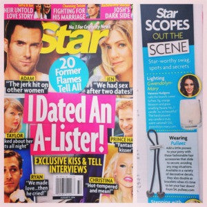 Star Magazine 2014 - Scopes Out the Scene
