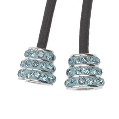 ... Bell Charms with Aquamarine Crystal b1f738b4df2
