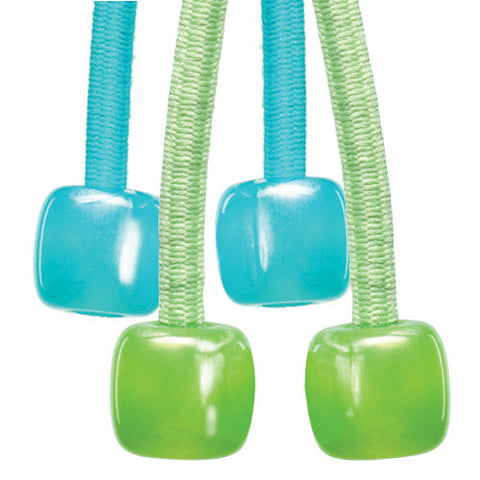 Acrylic Double Pack Light Blue & Green