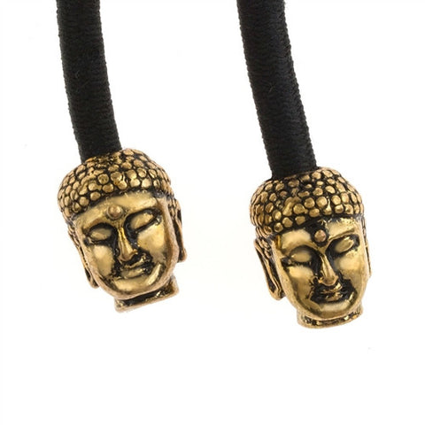 Buddha Gold on Black