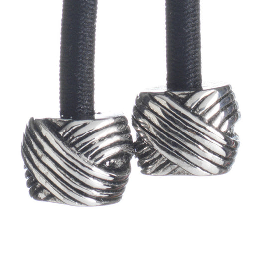 Metal- Knot Silver