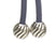 Heart, Swirl & Knot - Silver Set of 3