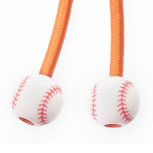 Sporteez 2-Pack 'Double Play' in Dark Orange