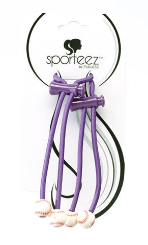 Sporteez 2-Pack 'Double Play' in Purple