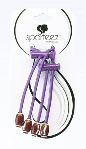 Sporteez 2-Pack 'Play Action' in Purple