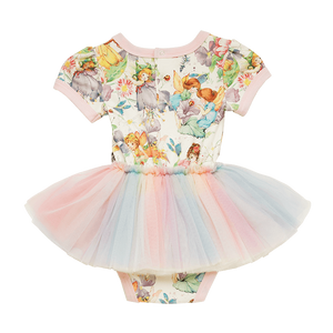 Magical Baby Waisted Dress
