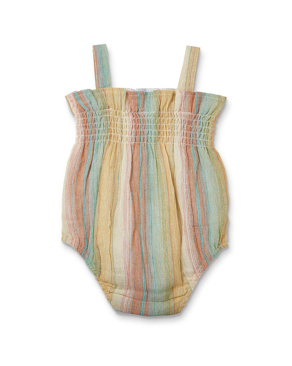 Julie Jumpsuit - Multi Stripe - by Walnut