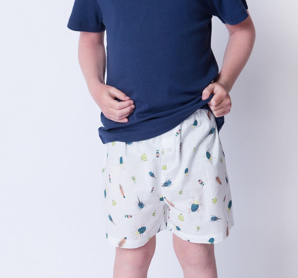 Boys Bed Bugs Pajama Combo