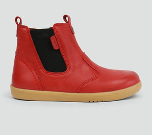 Jodphur Boot Red