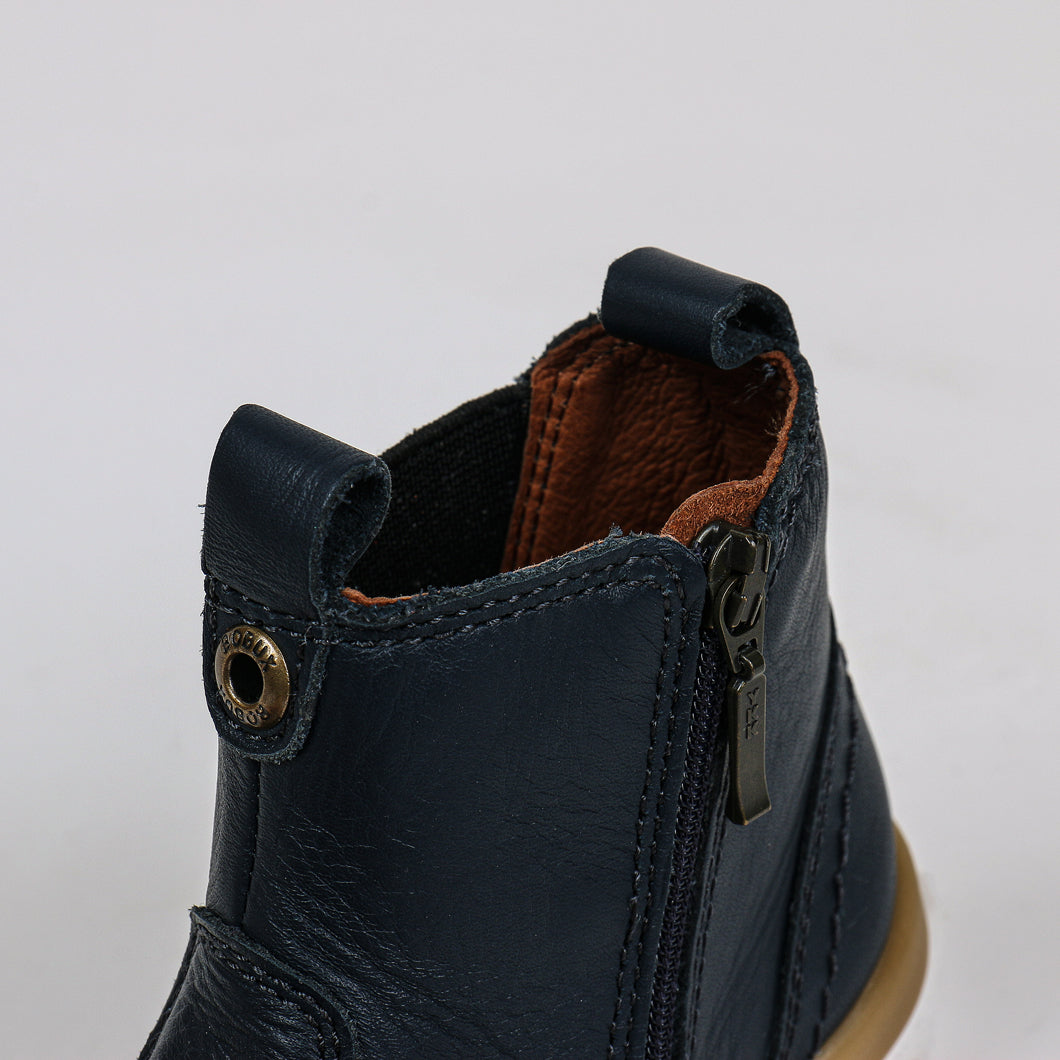 Jodphur Boot - Navy