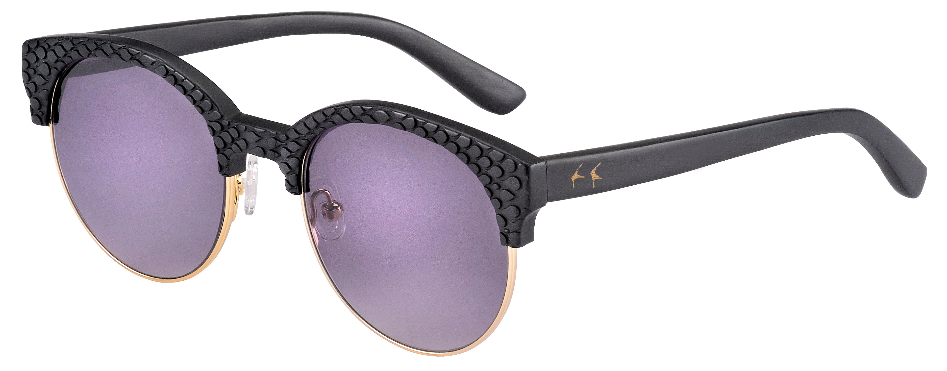 Rise Black Sunglasses