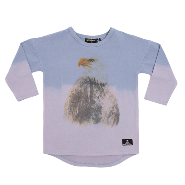 ROCK YOUR BABY - EAGLE EYE T-SHIRT
