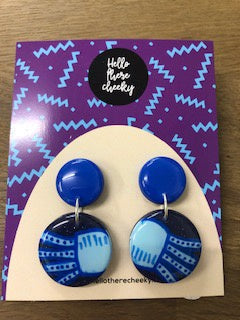 Hello There Cheeky - Statement Dangles 10