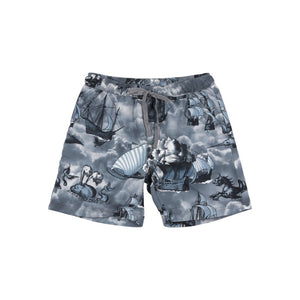 Classic Boardshorts - Sailing High Blue