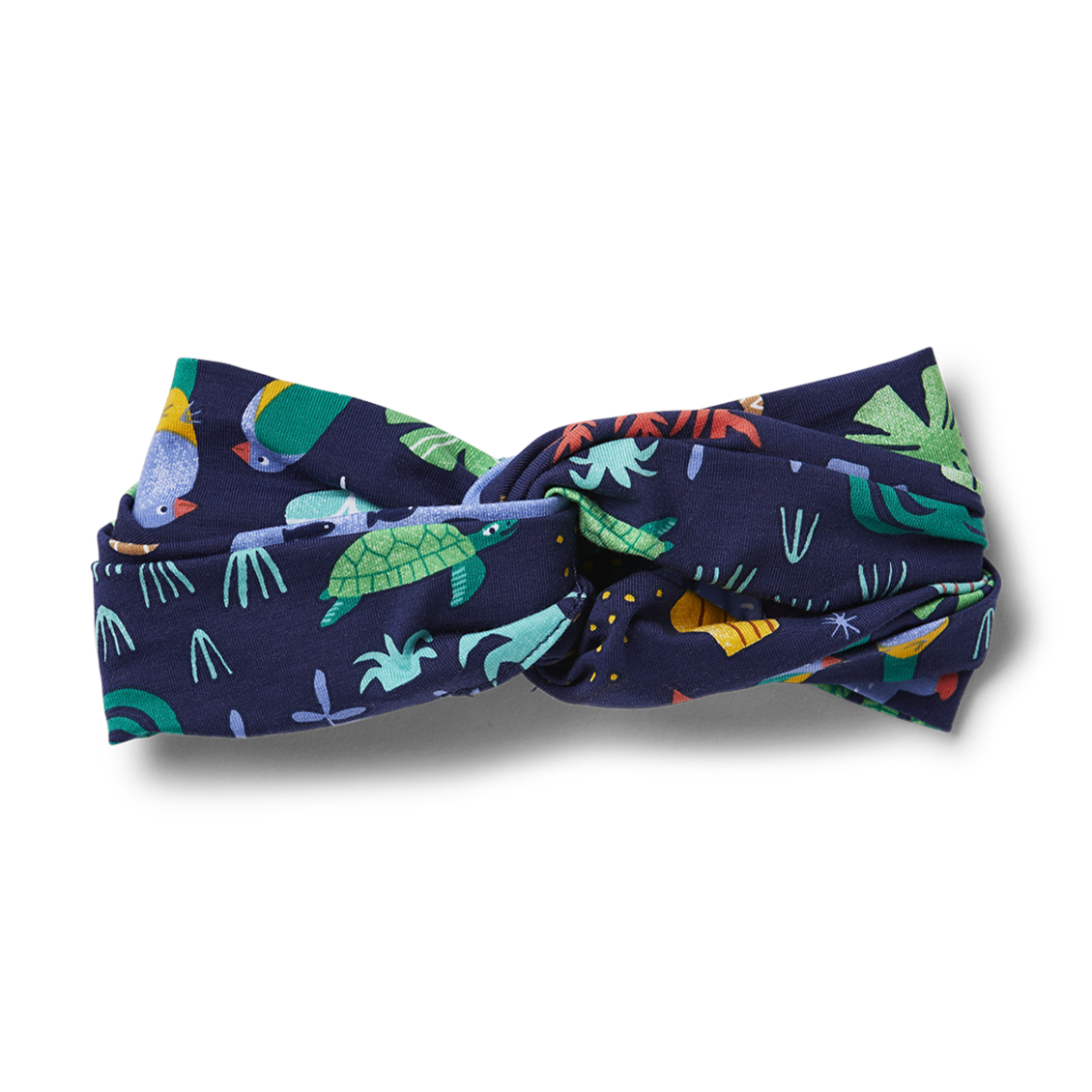 Beach Forest Happy Headband - Halcyon Nights