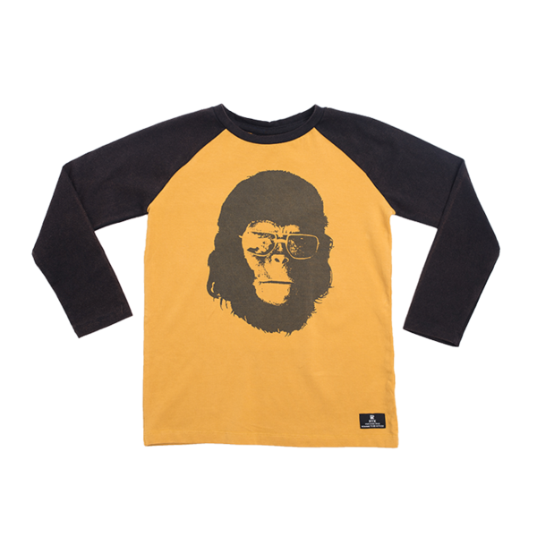 Go Ape - Long Sleeve T-Shirt