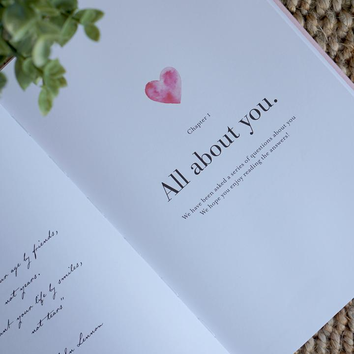 To you, from us. (Milestone gift book)