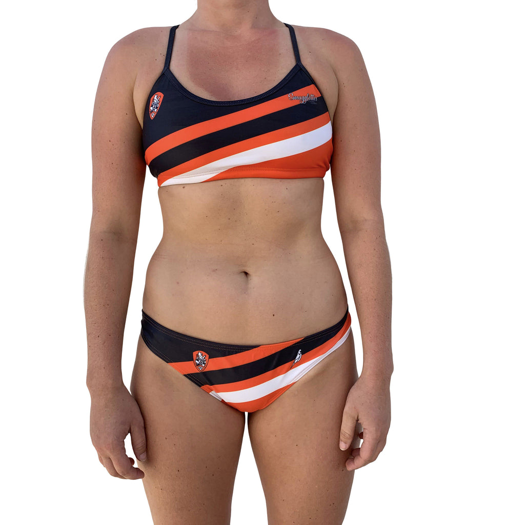 Brisbane Roar Swim Top