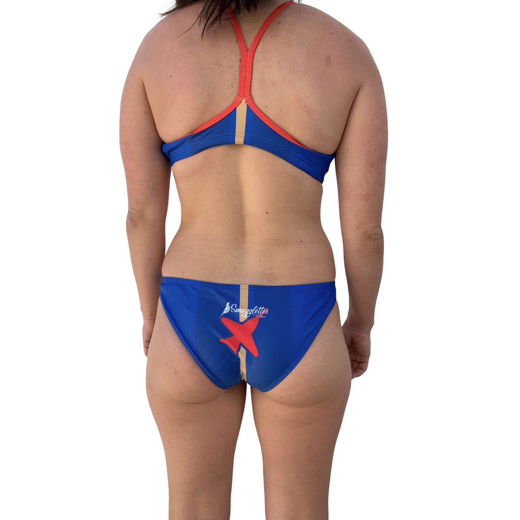 Newcastle Jets Swim Top