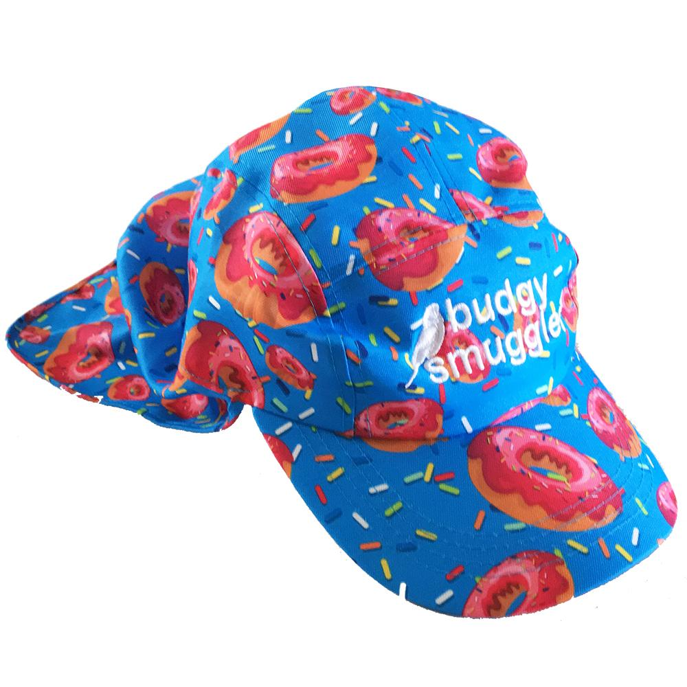 Donut Flap Hat