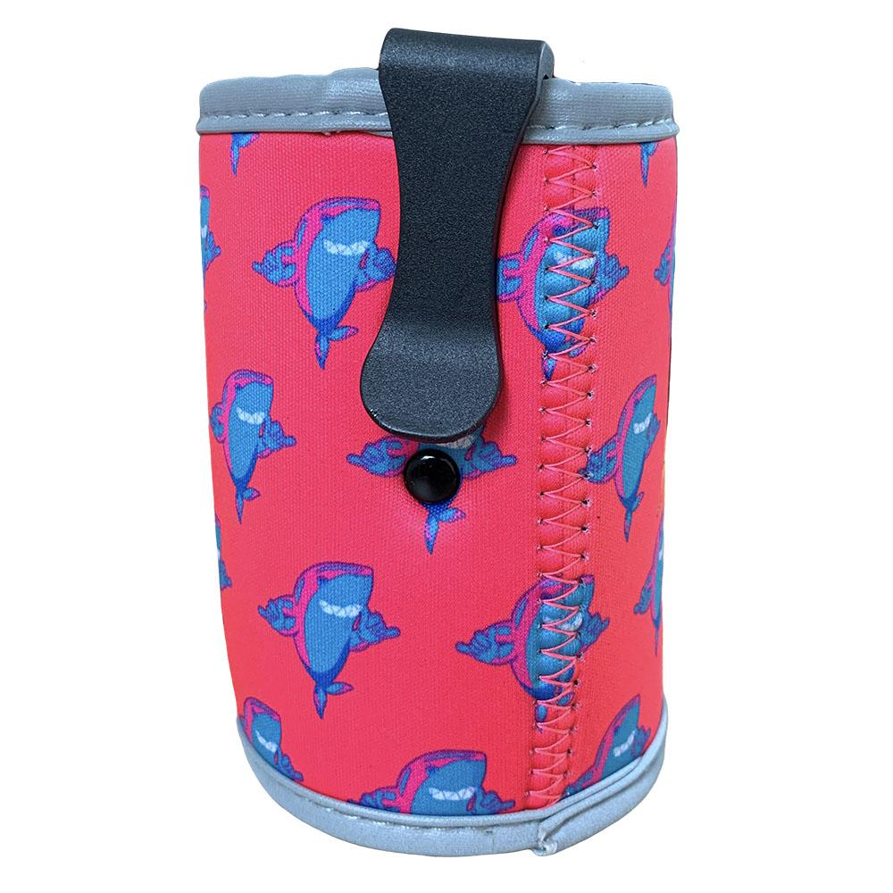 Sharkas Stubby Holder with Clip