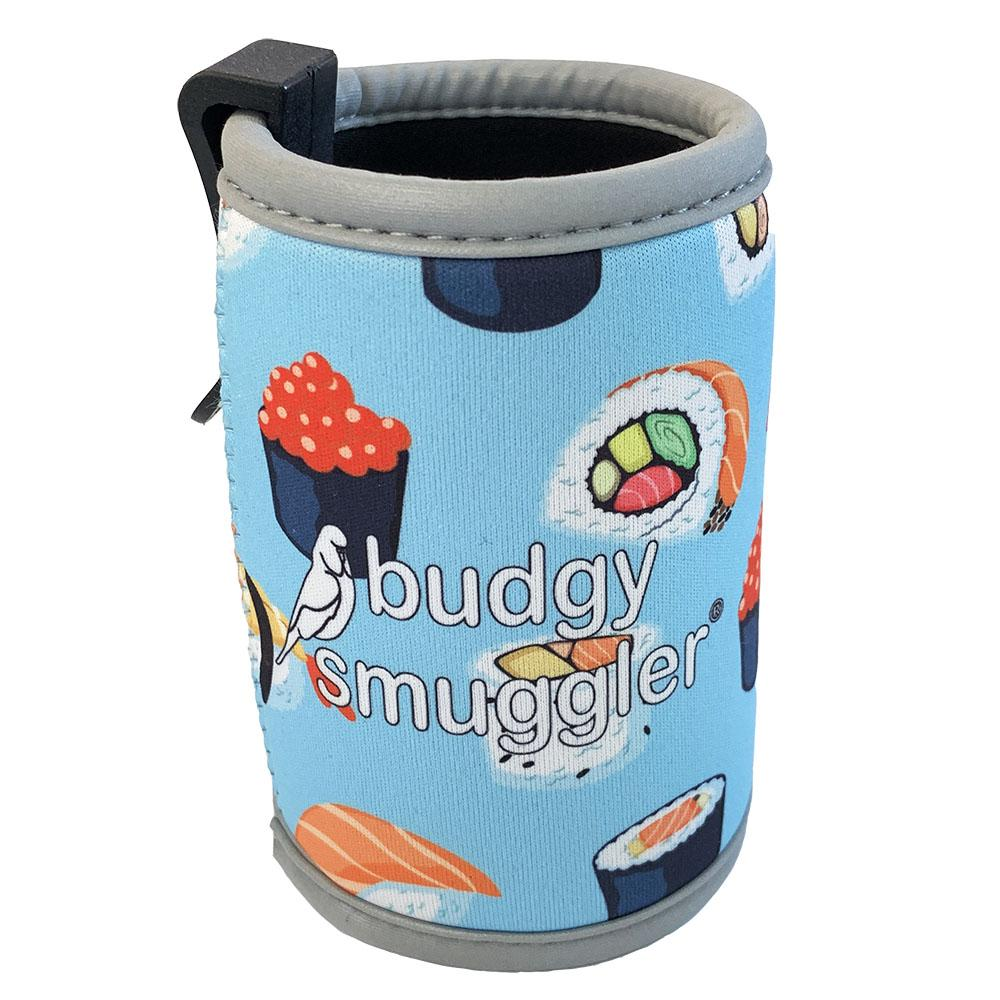 Sushi Stubby Holder with Clip