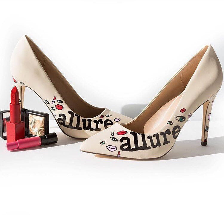 Jordana Designs Custom Allure Heels