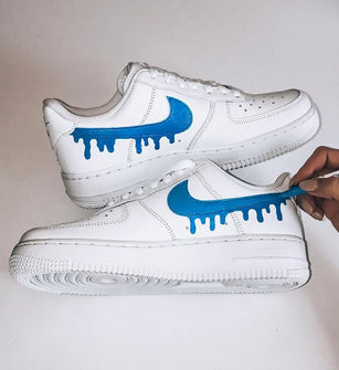 Dripping Swoosh Customization