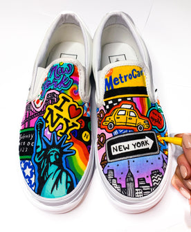 New York Slip-On