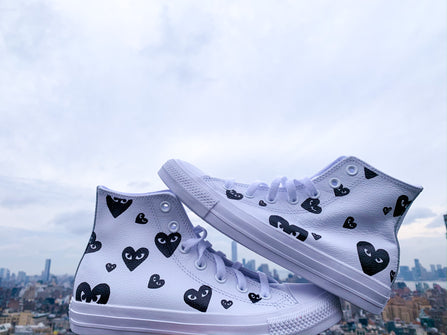 Hearts High Top