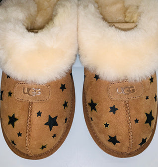 Golden Chestnut Star Slipper